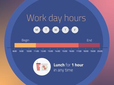 Work Days Hours