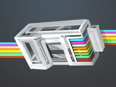 Rj 45 connector