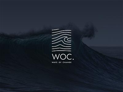 WOC. logo design identity identitydesign logos logodesign logotype branding design brand identity brand design brand branding logo design