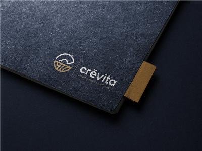 Crevita Project identity designer identity branding vector logodesign identity design identitydesign identity design branding design branding brand identity brand design brand