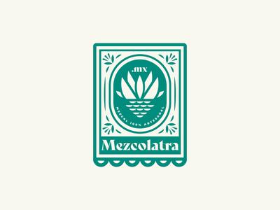 Mezcolatra logo mezcal mezcal logo design logos logotype logo logodesign identitydesign identity design branding design branding brand identity brand design brand