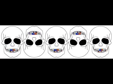skull 022
