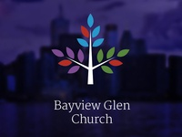 Bayview Glen Tree Logo