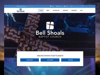 Bell Shoals Responsive Website