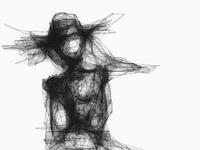 Mujer Sombrero