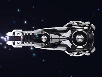 Nvidia GTX Arm Cannon cannon arm metroid gtx nvidia 2d animation fx animation after effects