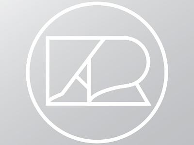 KR Logo decal transfer stickeermule sticker r k