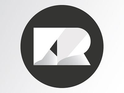New Year, New Look, KR for Kenrick Ramsay lighting shadow 2017 logo monogram r k