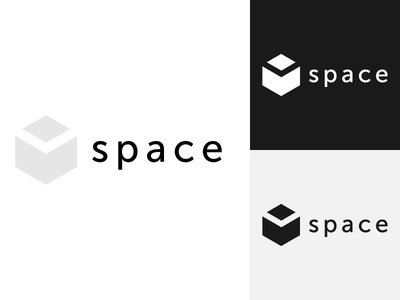 #1 - Thirty Logos - Space cube