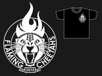 Flaming Cheetahs T