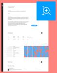 Design exploration for MarketMuse Suite – Inspector