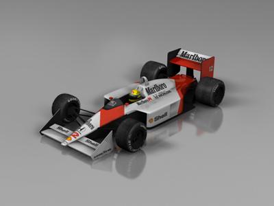 Senna Mclaren 88