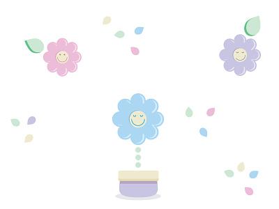 Flowers in love flower babyish fantasy