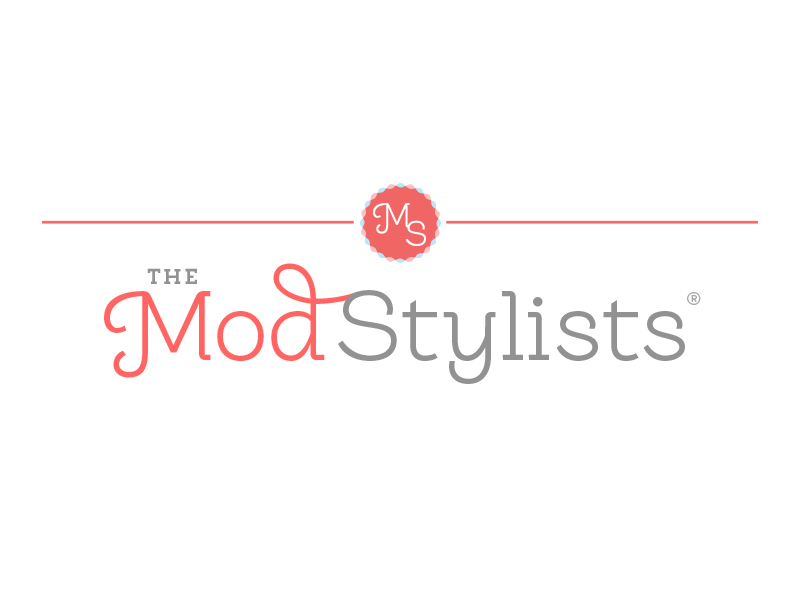 The ModStylist Rebranding branding logo rebranding fashion styling modcloth