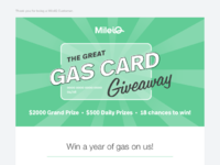 Gascard email