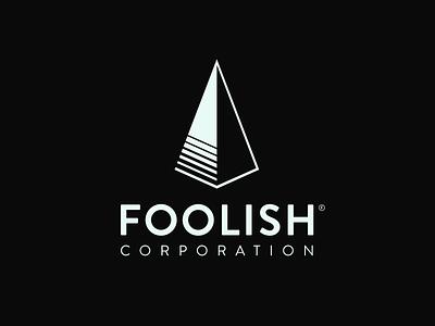 Foolish Corp monogram monogram logo icon typography vector branding logo minimal