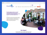 Charity Homepage Concept