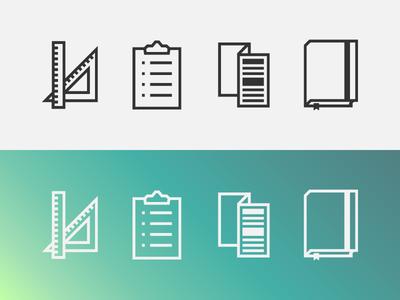 iOS style icons