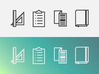 iOS style icons