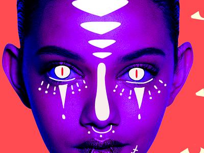 Night Games music illustration