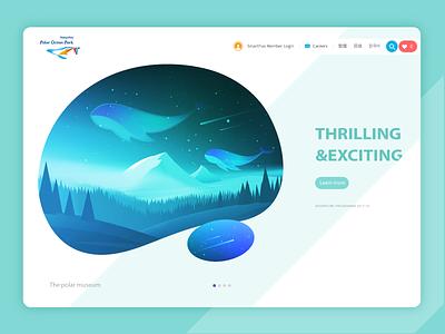 Flying whale-WEB Vector illustration practise practise illustration vector web whale flying
