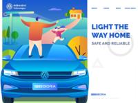 Volkswagen BORA 2018 illustrations (3)