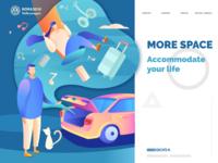 Volkswagen BORA 2018 illustrations(4)