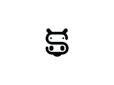 SuperHyppo logo design kapor hunap hunapstudio studio professional pro clean minimal black emblem