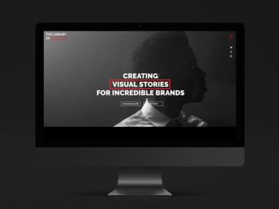 The Library Of branding vector luxury k.apor illustration studio professional identity minimal kapor brand design logo hunapstudio hunap