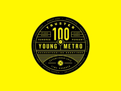 Young Metro Seal of Approval badge seal young metro