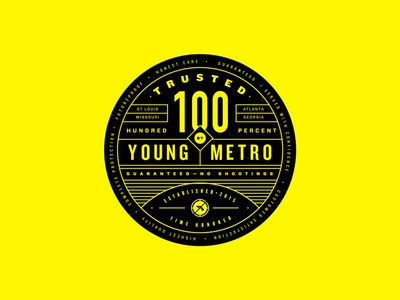 Young Metro Seal of Approval