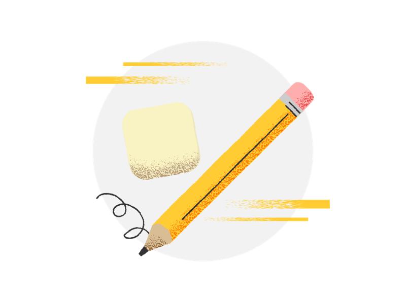 Pricing plans sketch pencil pricing illustration