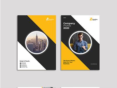 8 Pages Business Brochure indesign flyer design design app illustration typography ux ui branding marketing graphicdesign graphic brochure brochure mockup brochure design
