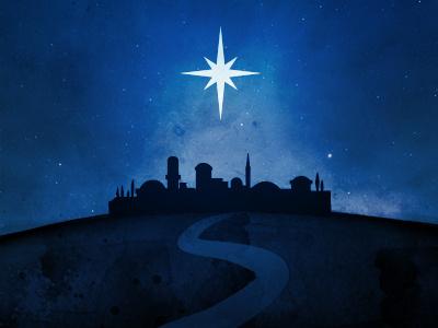 Christmas - Justin Rizzo christmas illustration worship vector texture painting watercolor