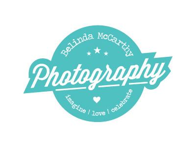 Logo Design - Belinda McCarthy Wedding Photography logo design photography logo