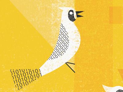 Data bird