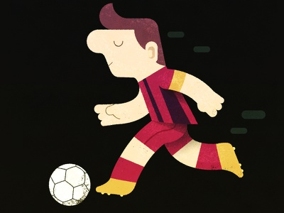 Go! Lio ! cartoon minimal cute characterdesign uefa barcelona lio sports football soccer messi
