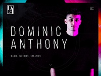 Dominic Anthony Magician