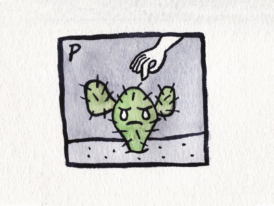 25. Prickly