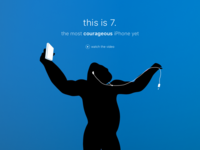 I miss the old Apple silhouette ads.
