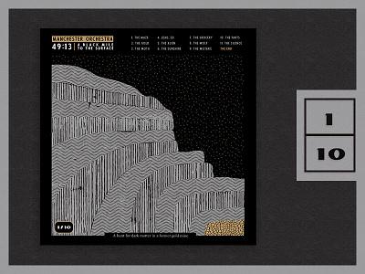 Top Albums 2017 - 1|10 gold mine cover music illustration albumart album