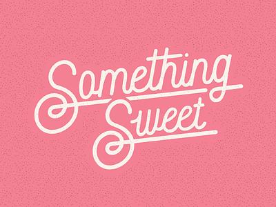 Dessert Stand - WIP custom wip dessert sweet logo lettering