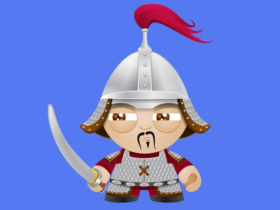 Historical Soldiers: Mongol