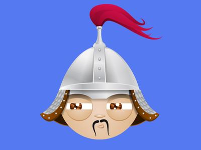 Mongol Face