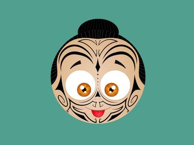Maorí Face