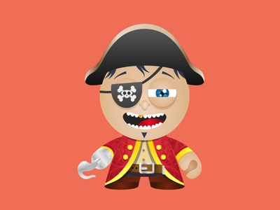 Historical Soldiers: Pirate
