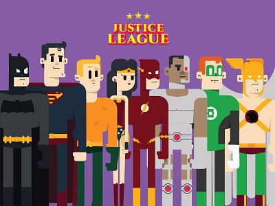 Justice League hawkman lantern green cyborg flash woman wonder aquaman superman batman league justice