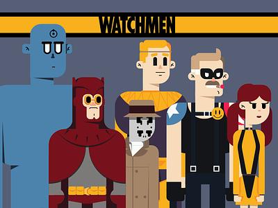 Watchmen rorschachdc comedian spectre silk niteowl anozymandias manhatt watchmen. doctor