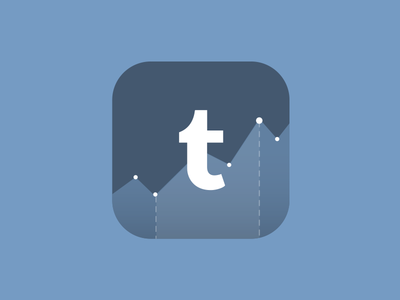 Tumblr Analytics Icon