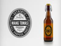 Saucy Redesign: Mang Tomas